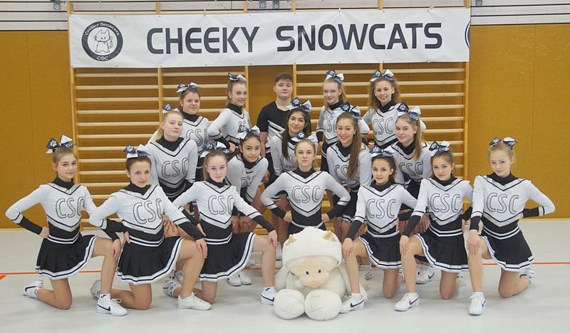 cheeky snowcats 2ß16